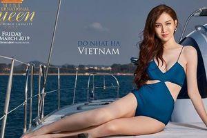 Đỗ Nhật Hà có 'lội ngược dòng' tại Hoa hậu Chuyển giới Quốc tế 2019?