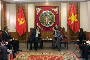 Việt Nam và Ai Cập đẩy mạnh hợp tác văn hóa