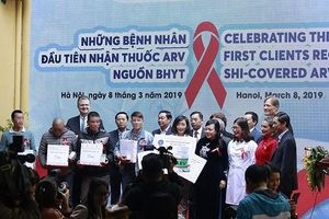 115.000 người nhiễm HIV chính thức được nhận thuốc ARV do bảo hiểm y tế chi trả