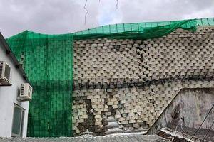 Không có chuyện cho tồn tại tường chắn khổng lồ trái phép