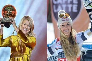 8 sao nữ nổi bật của thể thao thế giới 12 tháng qua