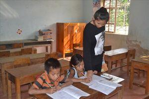 Những cô giáo trẻ cắm bản nơi đại ngàn sông Giăng
