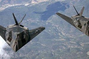 Sự thật F-117A đã hoạt động tại Syria
