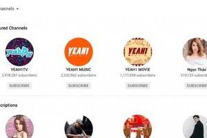 Yeah1 Network lên tiếng về thông tin 'bị YouTube tuýt còi do... Thử thách MoMo'