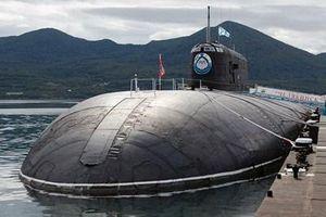 Tàu ngầm mang ngư lôi Poseidon của Nga hoạt động vào năm 2020