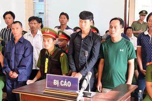 Xét xử vụ án gây rối trật tự công cộng tại H. Tuy Phong