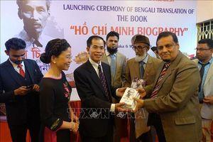 Ra mắt cuốn Tiểu sử Hồ Chí Minh tiếng Bengal