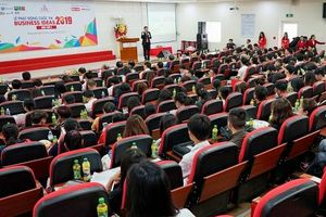 Trà Xanh Không Độ đồng hành cùng cuộc thi 'Business Ideas – Ý tưởng kinh doanh 2019'