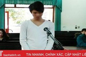 Từ TP Hà Tĩnh lên Hương Khê trộm sắt, lĩnh 30 tháng tù