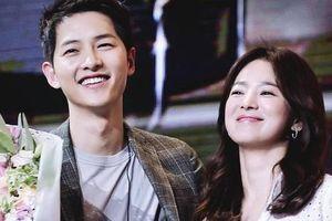 Từ chối tiệc tùng, Song Joong Ki vội vã về nhà với Song Hye Kyo giữa tâm bão ly hôn