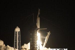 NASA: Tàu vũ trụ không người lái Crew Dragon trở về Trái Đất an toàn