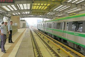 Tận thấy tiện ích hiện đại trên đường sắt Cát Linh - Hà Đông