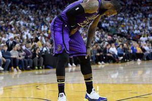 Lakers xem xét giảm số phút thi đấu của LeBron James