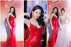 Lily Chen diện váy bó sát gợi cảm, đọ sắc cùng dàn thí sinh Tình Bolero 2019