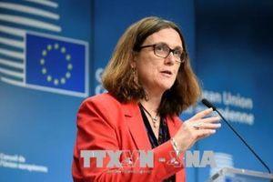EU cảnh báo chính sách của Mỹ đe dọa hệ thống thương mại toàn cầu