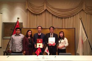 Nhật Bản viện trợ không hoàn lại thêm 8 dự án cho Việt Nam