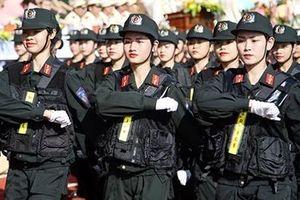 Cụm thi đua số 5 (Bộ Công an) gặp mặt nhân kỷ niệm Ngày Quốc tế phụ nữ