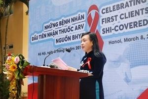 Việt Nam dẫn đầu tỷ lệ bệnh nhân HIV/AIDS điều trị ARV