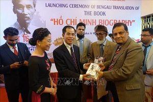 Ra mắt cuốn sách 'Tiểu sử Hồ Chí Minh' tiếng Bengal