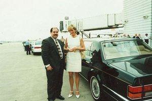 Khám phá siêu xe Rolls-Royce bọc thép của công nương Diana