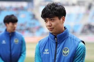 'Công Phượng khao khát thể hiện mình ở Incheon'