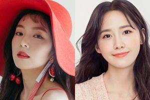Irene và YoonA trở thành 'biểu tượng sắc đẹp' mới của Hàn Quốc