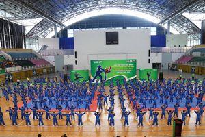 TP.HCM: Hơn 1.900 võ sinh dự Giải Vovinam học sinh