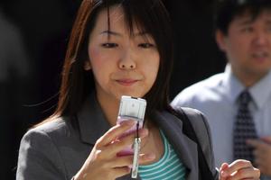 Nỗi khổ của người phụ nữ Nhật