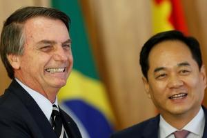 Bỏ qua chỉ trích Bắc Kinh trong quá khứ, Tổng thống Brazil sẽ thăm Trung Quốc để thúc đẩy đối thoại