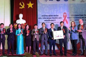 Hải Phòng: Chính thức triển khai điều trị thuốc ARV thông qua BHYT