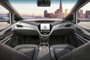 Ô tô tự hành cần 5 năm nữa để phát triển hoàn thiện