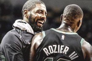 Kyrie Irving đã thấy niềm vui trở lại bên Boston Celtics
