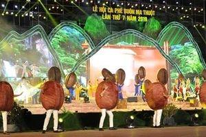Khai mạc Lễ hội cà phê Buôn Ma Thuột lần thứ 7-2019
