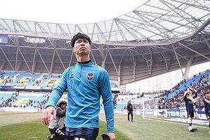 Công Phượng vào sân 2 phút, Incheon United thắng trận đầu tiên ở K-League