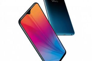 Trình làng Vivo Y91i pin khỏe, giá cực mềm