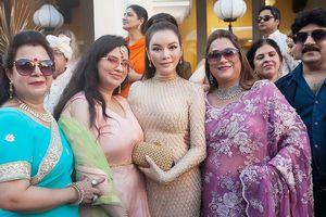 Lý Nhã Kỳ làm khách VIP trong đám cưới tỷ phú Ấn Độ ở Phú Quốc