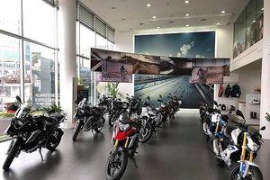 Bảng giá xe mô tô phân khối lớn BMW Motorrad 2019 tháng 3/2019 tại đại lý Việt