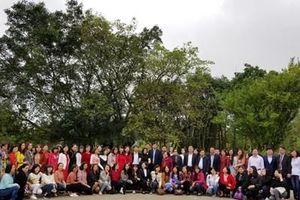 Công đoàn VKSND tối cao tổ chức chương trình 'Về nguồn' tại Tân Trào- Tuyên Quang