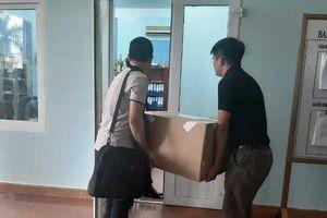 Thông tin mới vụ 'cướp' hồ sơ dự thầu ở Quảng Bình
