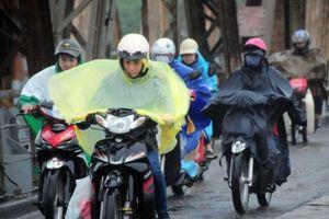 Thời tiết ngày 10/3: Không khí lạnh tăng cường đem theo mưa cho miền Bắc