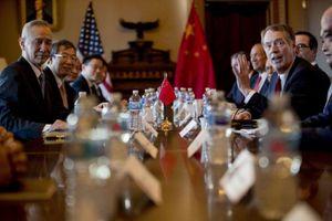 Quan chức Mỹ-Trung sử dụng món ăn truyền thống làm cầu nối