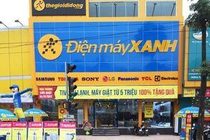 Đổi cách trưng bày, MWG kỳ vọng tăng 30% doanh thu mỗi cửa hàng Điện máy Xanh mini