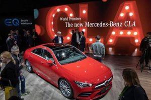 Mercedes-Benz CLA 2020 chốt giá từ 920 triệu VNĐ tại Anh Quốc