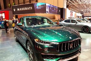 Maserati Levante 2019 cực độc với chương trình cá nhân hóa
