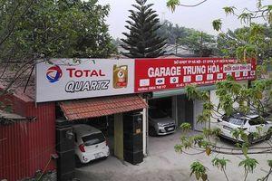 Phường Phú Đô, quận Nam Từ Liêm: Nhà xưởng vi phạm hành lang giao thông
