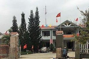 Quảng Nam: Khởi tố nguyên Chủ tịch phường bán đất nghĩa trang trái phép