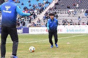 Incheon United thắng 8-0, Công Phượng lập 'cú đúp' và... chấn thương