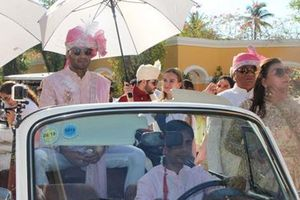 Cú hích du lịch từ đám cưới 'khủng' của tỉ phú Ấn Độ