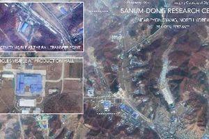 Nghi vấn Triều Tiên chuẩn bị thử tên lửa