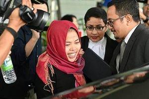 Nghi án 'Kim Jong-nam': Bị cáo Indonesia được tuyên trắng án